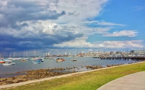 Could walk for hours around Williamstown