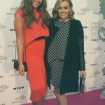 Myer Autumn Fashion Lunch at Flemington Racecourse with Rebecca Selth