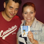 Melbourne International Comedy festival with Greek comedian George Zacharopoulos