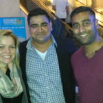 After Dilruk Jayasinha's show at the Melbourne International Comedy Festival with Rav Kumar