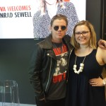 Conrad Sewell at Nova 100