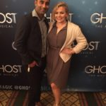 Melbourne opening of Ghost The Musical with Rav Kumar