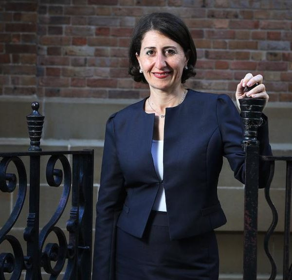 Gladys Berejiklian. Source: Daily Telegraph
