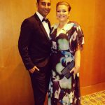 With my love at the Fight Cancer Foundations 25th Redhellip